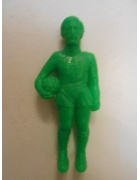 Πλαστικός Ποδοσφαιριστής Μπόζο ΠΑΟ Νο 1