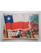 Χαρτάκι Όλες οι Σημαίες του Κόσμου Νο 6