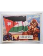 Χαρτάκι Όλες οι Σημαίες του Κόσμου Νο 20