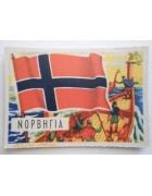 Χαρτάκι Όλες οι Σημαίες του Κόσμου Νο 22