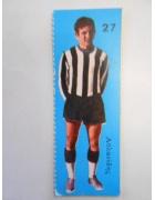Χαρτάκι Ποδοσφαιρικό Νο 27