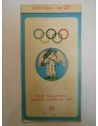 Χαρτάκι ΙΟΝ Αθλητόραμα Νο 23