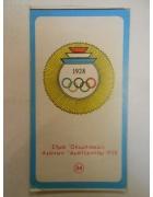 Χαρτάκι ΙΟΝ Αθλητόραμα Νο 34