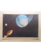 Χαρτάκι BILIBO Διαστημικοί Πύραυλοι Νο 91
