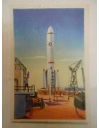 Χαρτάκι BILIBO Διαστημικοί Πύραυλοι Νο 90