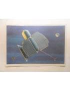 Χαρτάκι BILIBO Διαστημικοί Πύραυλοι Νο 80
