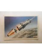 Χαρτάκι BILIBO Διαστημικοί Πύραυλοι Νο 74