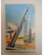 Χαρτάκι BILIBO Διαστημικοί Πύραυλοι Νο 65