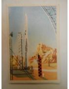 Χαρτάκι BILIBO Διαστημικοί Πύραυλοι Νο 54