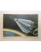 Χαρτάκι BILIBO Διαστημικοί Πύραυλοι Νο 47