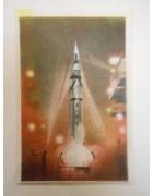 Χαρτάκι BILIBO Διαστημικοί Πύραυλοι Νο 40