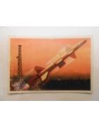 Χαρτάκι BILIBO Διαστημικοί Πύραυλοι Νο 29