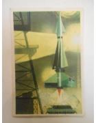 Χαρτάκι BILIBO Διαστημικοί Πύραυλοι Νο 28