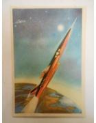 Χαρτάκι BILIBO Διαστημικοί Πύραυλοι Νο 5