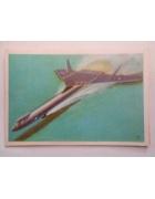 Χαρτάκι BILIBO Σύγχρονα Αεροπλάνα Νο 93