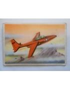 Χαρτάκι BILIBO Σύγχρονα Αεροπλάνα Νο 74