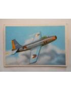 Χαρτάκι BILIBO Σύγχρονα Αεροπλάνα Νο 67