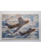 Χαρτάκι BILIBO Σύγχρονα Αεροπλάνα Νο 68