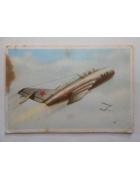 Χαρτάκι BILIBO Σύγχρονα Αεροπλάνα Νο 58