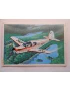 Χαρτάκι BILIBO Σύγχρονα Αεροπλάνα Νο 12