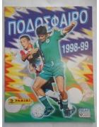 Άλμπουμ Πανίνι Ποδόσφαιρο 1998-99