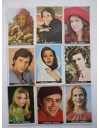 Χαρτάκι ΜΕΛΟ Ηθοποιοί και Τραγουδιστές 1-150