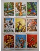 Χαρτάκι ΜΕΛΟ Ζώα-Γουέστερν-Κουνγκ Φου 1-300