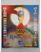 Άλμπουμ Πανίνι Κορέα Τζαπάν 2002