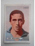 Χαρτάκι ΛΕΜΠΟΝ  Άσσοι του Ποδοσφαίρου Νο 139