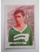 Χαρτάκι ΛΕΜΠΟΝ  Άσσοι του Ποδοσφαίρου Νο 129