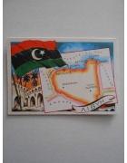 Χαρτάκι ΚΑΟΥΜΠΟΥ Σημαίες Όλου του Κόσμου Νο 12