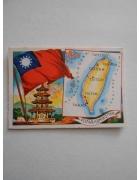 Χαρτάκι ΚΑΟΥΜΠΟΥ Σημαίες Όλου του Κόσμου Νο 1