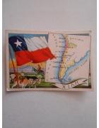 Χαρτάκι ΚΑΟΥΜΠΟΥ Σημαίες Όλου του Κόσμου Νο 37