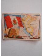 Χαρτάκι ΚΑΟΥΜΠΟΥ Σημαίες Όλου του Κόσμου Νο 48