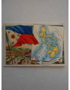 Χαρτάκι ΚΑΟΥΜΠΟΥ Σημαίες Όλου του Κόσμου Νο 40