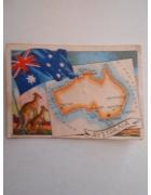 Χαρτάκι ΚΑΟΥΜΠΟΥ Σημαίες Όλου του Κόσμου Νο 35