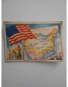 Χαρτάκι ΚΑΟΥΜΠΟΥ Σημαίες Όλου του Κόσμου Νο 21