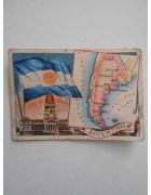 Χαρτάκι ΚΑΟΥΜΠΟΥ Σημαίες Όλου του Κόσμου Νο 18