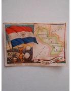 Χαρτάκι ΚΑΟΥΜΠΟΥ Σημαίες Όλου του Κόσμου Νο 9