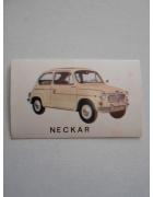 Χαρτάκι ΛΕΜΠΟΝ Αυτοκίνητα Νο 20