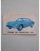 Χαρτάκι ΛΕΜΠΟΝ Αυτοκίνητα Νο 60