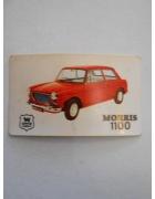 Χαρτάκι ΡΑΛΛΥ Αυτοκίνητα Νο 7
