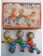 Παιχνίδι ΦΙΝΟ Παιδάκια που κάνουν πατινάζ