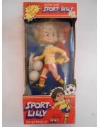 Κούκλα Λύρα Σπορτ-Μπίλλυ Νο 1001