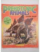 Άλμπουμ Πανίνι Προϊστορικά Ζώα