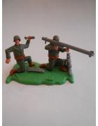 Στρατιωτάκι Τίμπο Αμερικανοί σε Διόραμα
