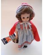 Κούκλα Κεχαγιάς Κοκκινοσκουφίστα