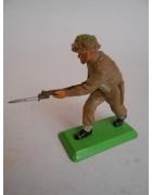 Στρατιωτάκι Μπρίταινς Άγγλος Μαχητής