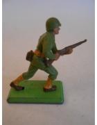 Στρατιωτάκι Μπρίταινς Αμερικάνος Μαχητής