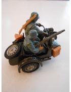 Στρατιωτάκι Μπρίταινς Γερμανός Μοτοσυκλετιστής